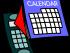 Calendar coming from phone praphic