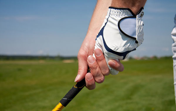 Strong Golf Grips On Tour