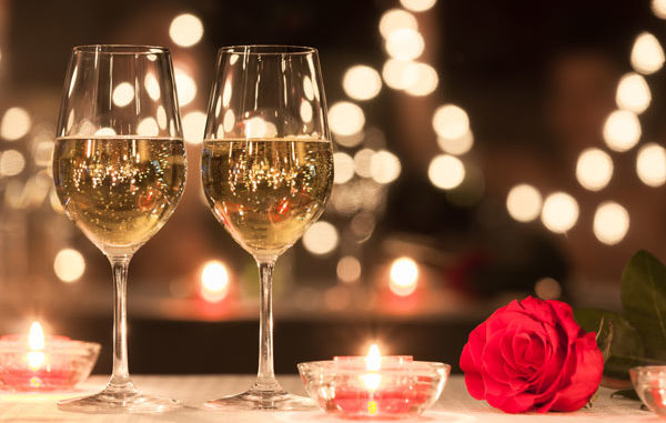 An elegant Valentine dining experience is yours - Inside the Gates