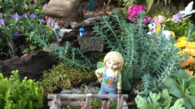 Choctaw Village welcomes fairies from near and far - Inside the Gates